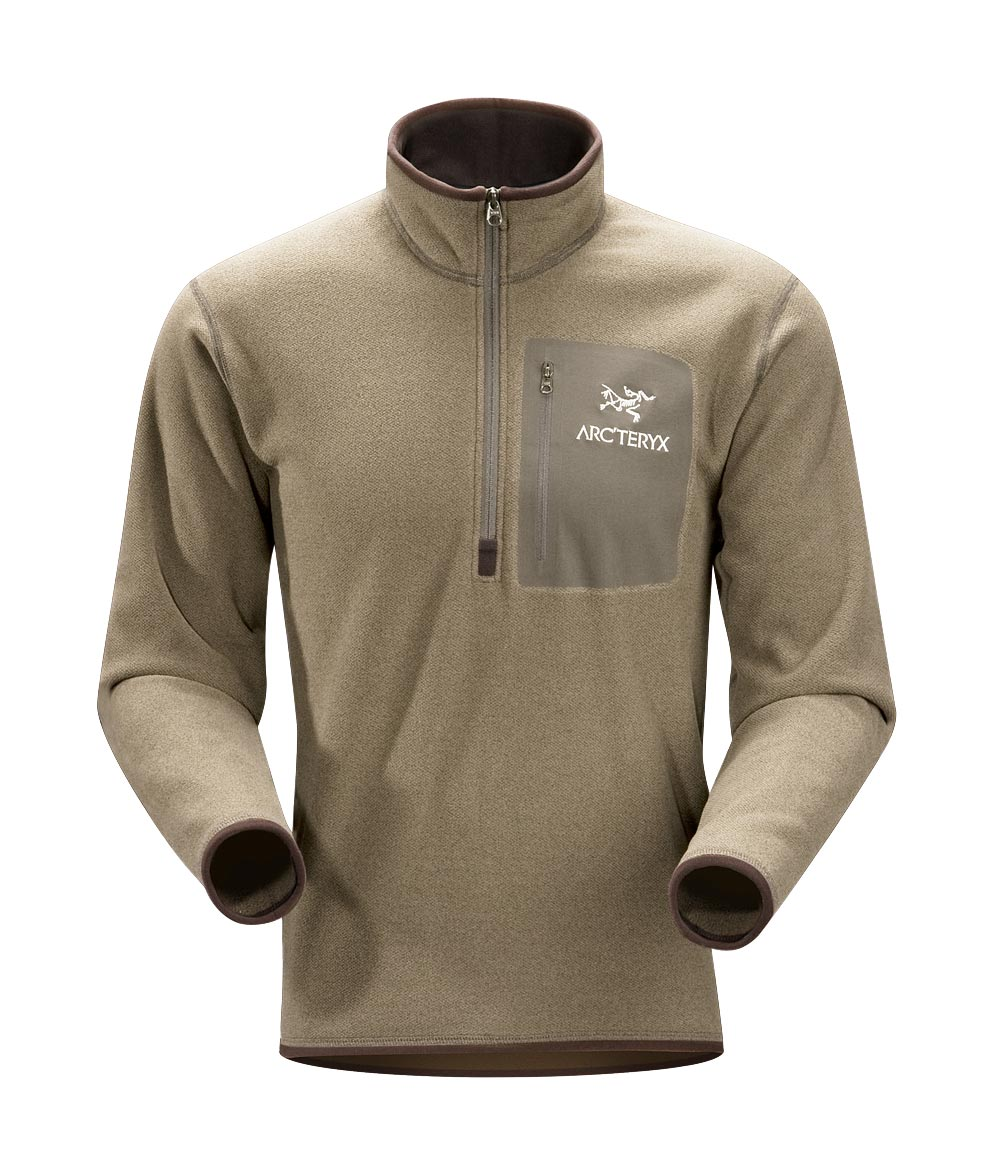 Arcteryx Light Carbide Apache AR Zip